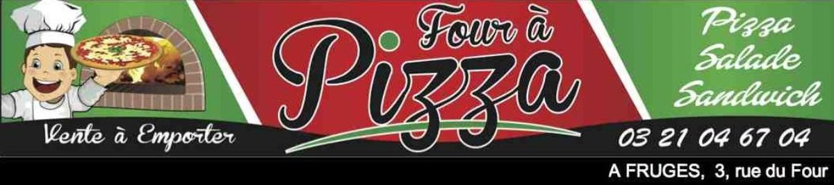Four à pizza